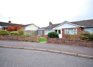 Thumbnail 2 bed semi-detached bungalow for sale in Lydgates Road, Seaton