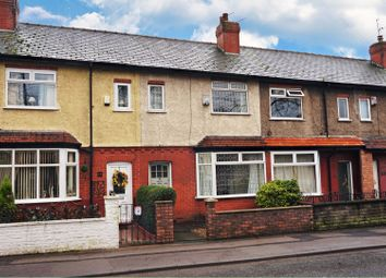 Thumbnail 3 bedroom terraced house for sale in Lumb Lane, Manchester