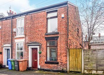 Thumbnail 2 bed end terrace house for sale in Villiers Street, Ashton-Under-Lyne