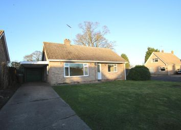 Thumbnail 2 bed detached bungalow for sale in Willoughby Close, Silk Willoughby, Sleaford