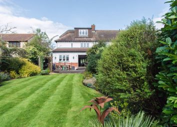 Thumbnail 4 bed semi-detached house for sale in Church Lane, Great Warley, Brentwood