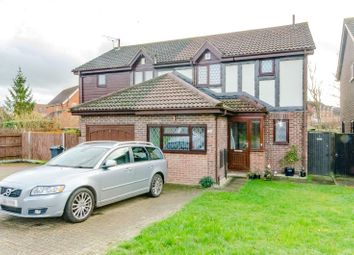 Thumbnail 4 bed semi-detached house to rent in Gleneagles Drive, Maidstone, Kent