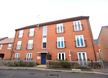 Thumbnail 1 bed flat for sale in Chaundler Drive, Aylesbury
