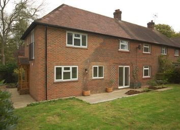 Thumbnail 3 bed semi-detached house to rent in School Lane Cottages, Uckfield