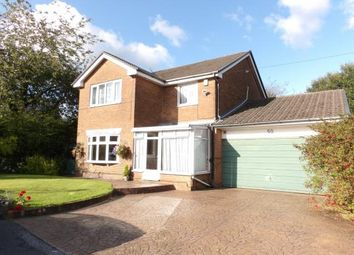 Thumbnail 4 bedroom detached house for sale in Langham Close, Sharples, Bolton, Greater Manchester