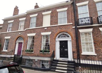 Thumbnail 5 bed town house for sale in Falkner Street, Edge Hill, Liverpool