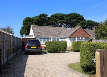 Thumbnail 3 bed detached bungalow for sale in Western Avenue, Barton On Sea, New Milton