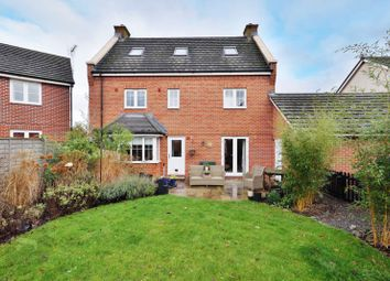 Thumbnail 5 bed detached house for sale in The Fairways, Huntley, Gloucester