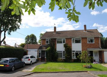 Thumbnail 3 bed semi-detached house to rent in Dorset Road, Ash Vale, Aldershot