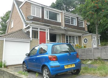 Thumbnail 3 bed semi-detached house for sale in Harcourt Rise, Chapeltown, Sheffield, South Yorkshire