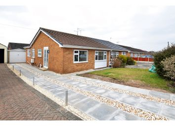 Thumbnail 2 bed bungalow for sale in Lower Minster, Wrexham