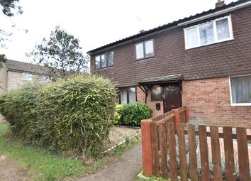 Thumbnail 3 bed end terrace house to rent in Elm Road, Thetford, Norfolk