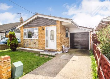 Thumbnail 1 bed bungalow for sale in Letzen Road, Canvey Island