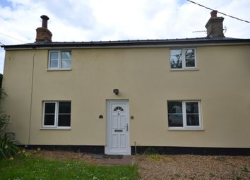 Thumbnail 2 bed detached house to rent in Stretham Road, Wicken, Ely