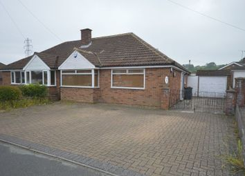 Thumbnail 2 bedroom semi-detached bungalow for sale in Staveley Road, Luton