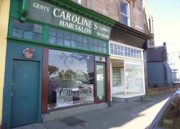 Thumbnail Retail premises for sale in 75, Victoria Street, Rothesay, Isle Of Bute