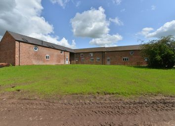 4 bed barn conversion for sale in Rushy Lane, Barthomley, Crewe CW2
