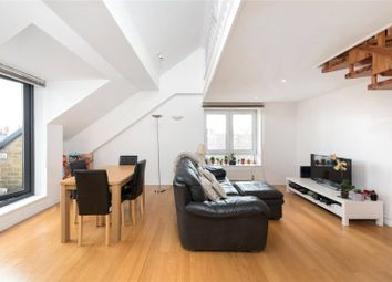 Thumbnail 1 bed flat for sale in Swallow Court, Admiral Walk, London
