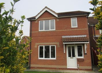 Thumbnail 3 bedroom detached house to rent in Arden Village, Cleethorpes