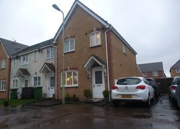 Thumbnail 3 bed end terrace house for sale in Bluebell Drive, Llanharan, Pontyclun