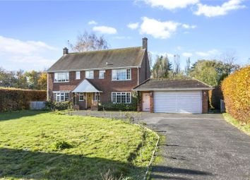 Long Wood Drive, Jordans, Beaconsfield, Buckinghamshire HP9. 5 bed detached house for sale