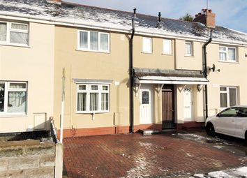 Thumbnail 3 bed terraced house to rent in Brook Road, Willenhall