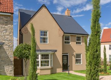 "Thumbnail 4 bed detached house for sale in ""Holden"" at Butt Lane, Thornbury, Bristol"