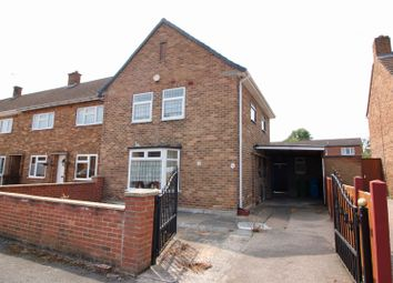 Thumbnail 3 bed end terrace house for sale in Windsor Road, Retford