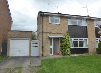 Thumbnail 3 bedroom semi-detached house to rent in South Green Drive, Stratford-Upon-Avon