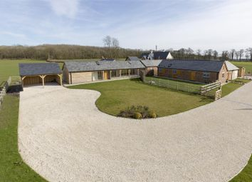 Thumbnail 4 bed barn conversion for sale in Walton, Warwick