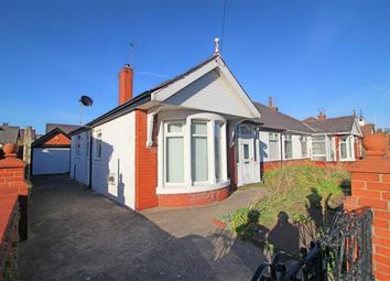 Thumbnail 4 bed bungalow for sale in Chislehurst Avenue, Blackpool