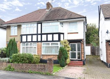 Thumbnail 3 bed semi-detached house for sale in Valley Walk, Croxley Green, Hertfordshire