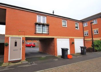 Thumbnail 1 bed flat for sale in Seacole Crescent, Old Town, Swindon, Wiltshire