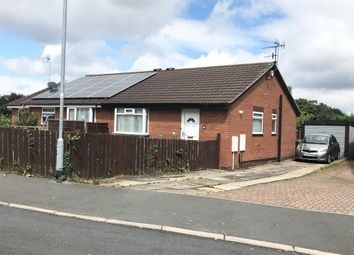 Thumbnail 2 bed semi-detached bungalow for sale in South Hill Way, Leeds