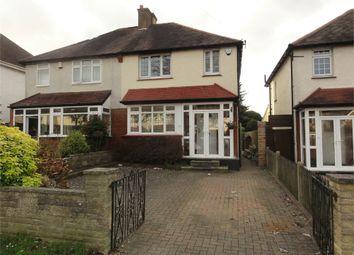 Thumbnail 3 bed semi-detached house to rent in Windborough Road, Carshalton, Surrey