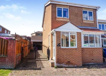 Thumbnail 3 bed detached house for sale in Sundew Gardens, Sheffield