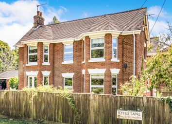 Thumbnail 4 bed detached house to rent in Kytes Lane, Durley, Southampton