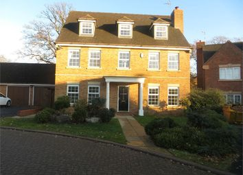 Thumbnail 7 bed detached house to rent in Wrens Nest Close, Dickens Heath, Solihull