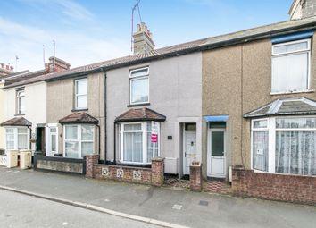Thumbnail 2 bedroom terraced house for sale in Garland Road, Parkeston, Harwich