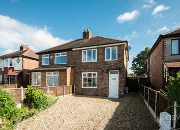 Thumbnail 3 bed semi-detached house to rent in Ryburn Road, Aughton, Ormskirk
