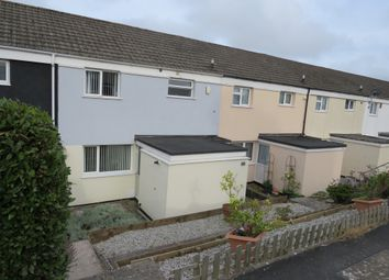 Thumbnail 3 bed terraced house for sale in Babbacombe Close, Plymouth