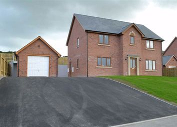 4 bed detached house for sale in 2, Pen Rhos Y Maen, Llanidloes, Powys SY18