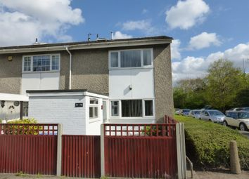 Thumbnail 3 bedroom end terrace house for sale in Jamieson Place, New Costessey, Norwich
