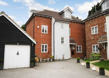 Thumbnail 4 bed detached house for sale in Prower Close, Billericay