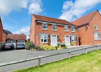 Thumbnail 3 bed semi-detached house for sale in Corncockle Close, Melksham