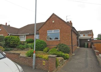 Thumbnail 2 bedroom semi-detached bungalow for sale in Lea Way, Wellingborough