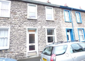 Thumbnail 3 bed terraced house for sale in Park Street, Kendal, Cumbria