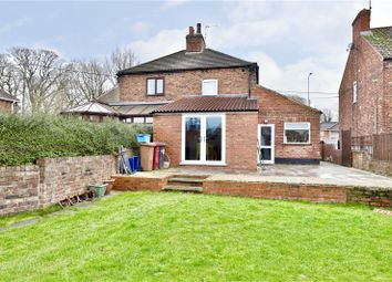 Thumbnail 2 bed semi-detached house for sale in Barrow Road, Barton-Upon-Humber
