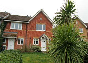 Thumbnail 2 bedroom end terrace house to rent in Hedley Gardens, Hedge End, Southampton, Hampshire