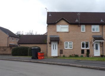Thumbnail 2 bed terraced house to rent in Bramwell Close, Stratton, Swindon